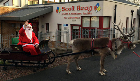 Santa Visit Louth